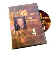 DVD Mind Mysteries Vol. 4 by Richard Osterlind