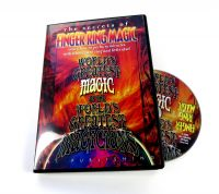DVD Finger Ring Magic - World's Greatest Magic