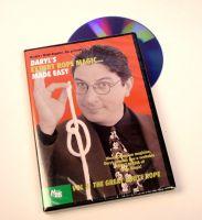 DVD Expert Rope Magic Made Easy Bd 3 - Daryl