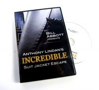 DVD Incredible Suit Jacket Escape