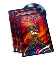DVD Last Word on the Three Card Monte - Band 1 - 3 - World's Greatest Magic