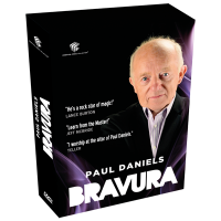 DVD Bravura SET - Paul Daniels and Luis de Matos