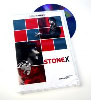DVD StoneX by David Stone & Jeanluc Bertrand