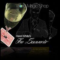 DVD The Souvenir - Henri White