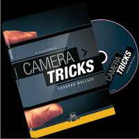 DVD Camera Tricks by Casshan Wallace