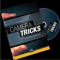 DVD Camera Tricks by Casshan Wallace