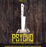DVD Psycho - The Impossible Card Stab