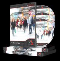DVD Strassenzauberei VOM AMATEUR ZUM PROFI, 3-er Set