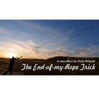 DVD The End of my Rope Trick by Chris Philpott