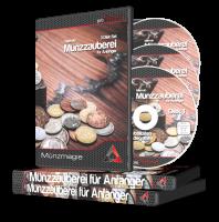 DVD Münzzauberei für Anfänger von Mari-oh!