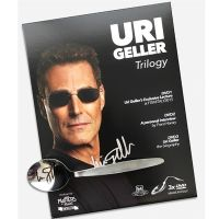 DVD Uri Geller Trilogy (Standard) by Uri Geller and Masters of Magic
