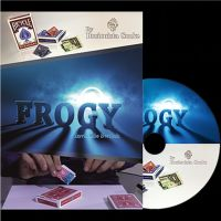 DVD Frogy incl. Gimmick