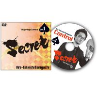 DVD Secret Vol. 1 by  Ars-Takeshi Taniguchi