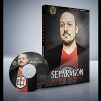 DVD Separagon by Woody Aragon & Lost Art Magic