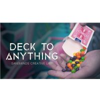 DVD Deck to anything incl. Gimmick by Sans Minds Creativ Lab
