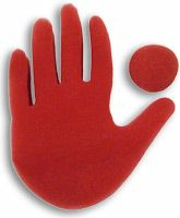 Big Red Hand