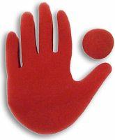 Big Red Hand