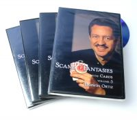 DVD Scams and Fantasies, Band 1 -4