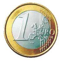 Münzen Shell 1 Euro