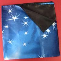 Zombie-Tuch 'Sterne' (hinterlegt)