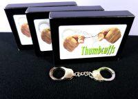 Handschellen Mini, 3 Stück