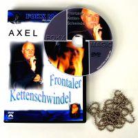 DVD Frontaler Kettenschwindel incl. Kette und Manuskript