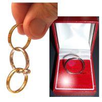 Himber Ring - Luxus - ( ohne Stein )