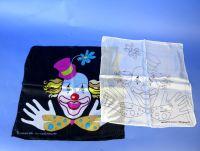 Clown-Tuch
