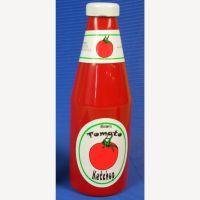 Verschwindende Ketchup Flasche