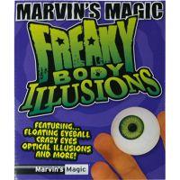 Freaky Body Illusions - Eyeball