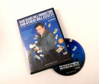 DVD Bare Hands Bill Production and Other Bill Effects (incl. Gimmicks) by Juan Pablo