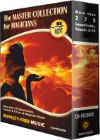 DVD Master Collection for Magicians