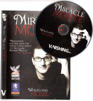 DVD Miracle Monte Moser - incl. Karten -