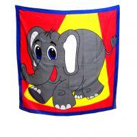 Motivtuch Elefant