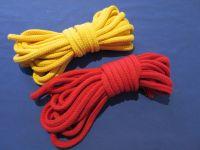 Seil - farbig, 10 mm mittel, 10 m