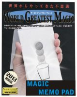 Magic Memo Pad - Tenyo 2013