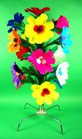 Fackel zu Riesenblume