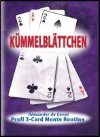 DVD Kümmelblättchen incl. Karten