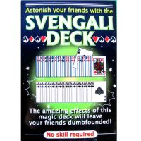 Svengali Deck Bridge (54 Blatt) dif