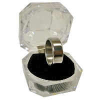 Wizard PK Ring Stahl