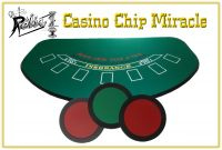 Casino Chip Mirakel incl. DVD