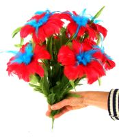 Blumenbukett - 6 Blüten
