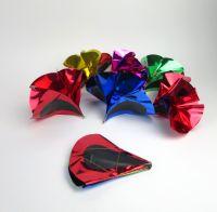 Klappblumen Folie - groß -