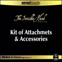 The Invisible Hand - Kit of Attachments & Accessories
