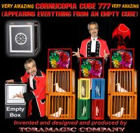 Cornucopia Cube 777 - Produktionswürfel - TORA