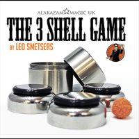 Three Shell Game - Leo Smetsers