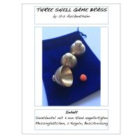 Three Shell Game - BRASS