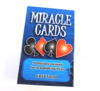 Miracle Cards mit Anleitungsheft