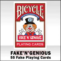 Bicycle Fake n genious Deck