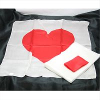 Heart Scarf Set